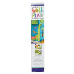 Dino Growth Chart Wallies, WLE13540