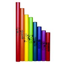 Shop Boomwhackers C Major Diatonic Scale Set - Wm-Bwdg By Rhythm Band Instruments