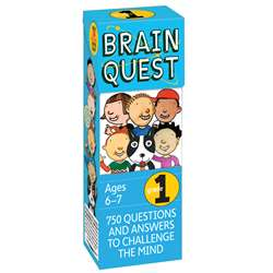 Shop Brain Quest Gr 1 - Wp-16651 By Workman Publishing