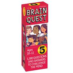 Shop Brain Quest Gr 5 - Wp-16655 By Workman Publishing