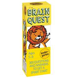 Shop Brain Quest Gr K - Wp-16660 By Workman Publishing