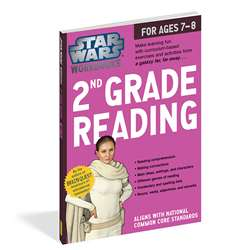 Star Wars Workbook 2Nd Gr Reading, WP-17812
