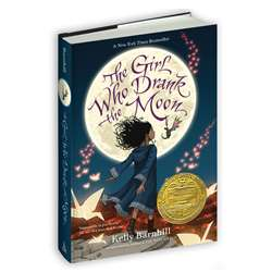 The Girl Who Drank The Moon Hard Cover, WP-20567