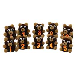 Monkey Mitt Set Ten Little Bears, WZ-506