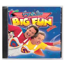 Greg & Steve Big Fun Cd - Ym-016Cd By Greg & Steve Productions