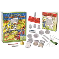 The Magic School Bus The World Of Germs Kit - Ys-Wh9251123 By The Young Scientist Club