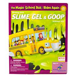The Magic School Bus Diving Into Slime Gel And Goop - Ys-Wh9251129 By The Young Scientist Club