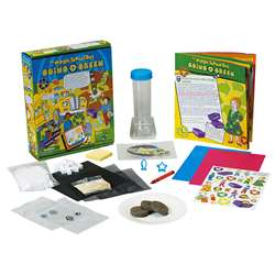 The Magic School Bus Going Green Kit - Ys-Wh9251130 By The Young Scientist Club