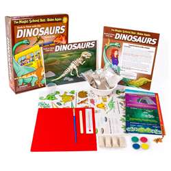 "Back "" Time With The Dinosaurs The Magic School B, YS-WH9251137"