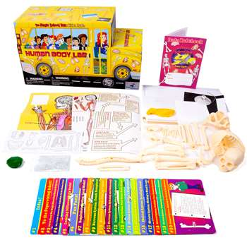 The Magic School Bus Human Body Lab, YS-WH9251169