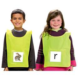 Active Learning Vests 6Pk, YUS1001