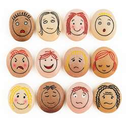Emotion Stones Set Of 12, YUS1021