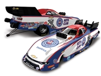 2018 Robert Hight Auto Club 1/24 Funny Car -  Instock