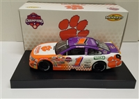 2019 Ed Pompa #1 Clemson Tigers 2018 BCS National Champions ARCA Series 1/24 Scale