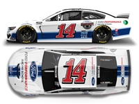 **PREORDER** 2021 Chase Briscoe #14 Ford Performance Racing School 1/24 HO Color Chrome