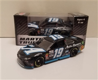 2019 Martin Truex Jr #19 Auto Owners 500th Career Start 1/64 Scale