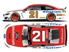 **PREORDER** 2021 Matt DiBenedetto #21 Motorcraft 1/24 HO Color Chrome