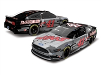 **PREORDER** 2021 Cole Custer #41 HaasTooling.com 1/24 HO Color Chrome