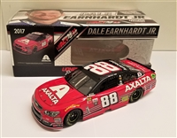 2017 Dale Earnhardt Jr #88 Axalta Homestead Last Ride 1:24 Scale