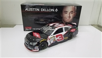 2014 Austin Dillon #3 Dow Rookie 1/24 HOTO Autographed by Richard Chrildress
