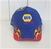 Chase Elliott #9 Napa Racing Flame Bill Hat