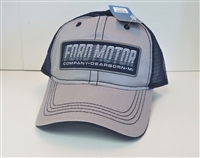 Ford Motor Company Mesh Back Hat
