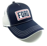 Ford Block Letter Mesh Back Hat