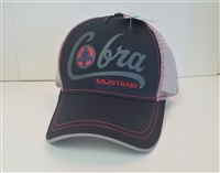 Ford Cobra Mustang Mesh Back Hat