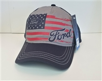 Ford American Flag Hat