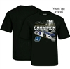 Chase Elliott #9 Nascar Cup Series Champion Youth T-Shirt -Large