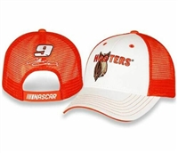 Chase Elliott #9 Hooters Mesh Back Vented Hat