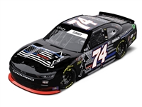 **PREORDER** 2021 Bayley Curry #74 Running 4 Heroes Xfinity Series 1/24 HO Color Chrome