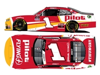 **PREORDER**  2021 Michael Annett #1 Pilot Flying J Xfinity Series 1/24 HO Color Chrome
