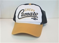 Chevy Camaro Gold Bill Hat