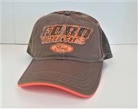Ford Trucks Patch Camo Back Hat