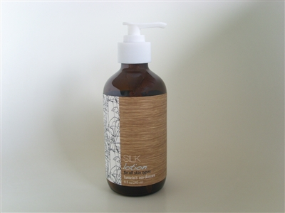 Silk Hand & Body Lotion/Sunflower Lotion 4 oz.