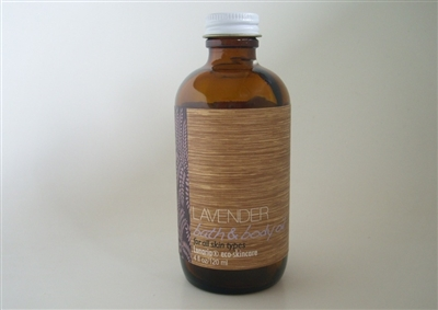 Lavender Body Oil 4 oz.