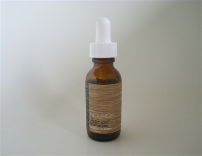 Nourish Hair Oil 1 oz.