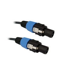 WholesaleCables.com 10A2-44050 50ft SpeakON Cable SpeakON Male to SpeakON Male