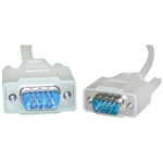 WholesaleCables.com 10H1-28106 6ft NEC DB9 to VGA Cable, male to male