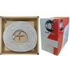 WholesaleCables.com 10K4-5421SH 1000ft Shielded Security/Alarm Wire Gray 22/4 (22AWG 4 Conductor) Stranded CM / Inwall rated Pullbox
