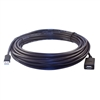 WholesaleCables.com 11U2-51035 35ft Plenum USB 2.0 High Speed Active Extension Cable CMP Type A Male to A Female