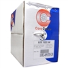 WholesaleCables.com 11X3-091TH-20 100ft Plenum Bulk RG59 Coaxial Cable White CMP 20 AWG Pullbox