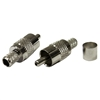 WholesaleCables.com 200-060 RCA Coaxial Plug for RG59 Cable