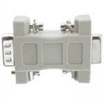 WholesaleCables.com 30D1-19200 DB9 Male / HD15 (VGA) Female VGA Adaptor Molded