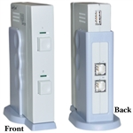 WholesaleCables.com 40121A USB 2.0 AB Switch Box 2 PC to 1 USB 2.0 Device (Printer Scanner etc)