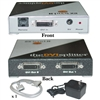 WholesaleCables.com 41H1-144DV Gefen 2 way DVI Splitter and Distribution Amplifier for PC Dual Link