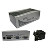 WholesaleCables.com 41H1-27602 VGA Video Splitter 1 PC to 2 Monitors 250MHz