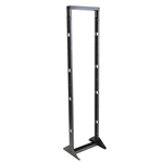 WholesaleCables.com 61R2-11045 2 Post ECO Rack 45U