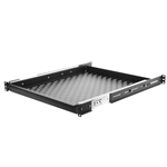 WholesaleCables.com 61S2-27101 20inch Rackmount Vented Sliding Shelf